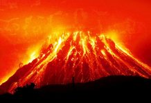 volcano on Mars erupted for 2 billion years