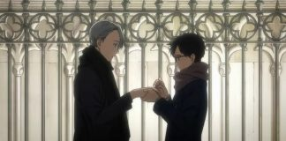 Yuri On Ice Episode 12