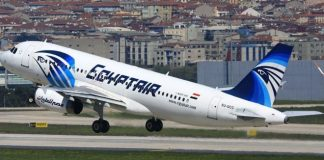 Egypt Airline Flight MS804 crash caused by iphone