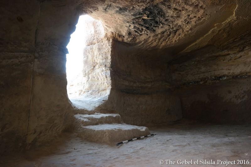 Image Courtesy Of The Gebel el Silsila Survey Project