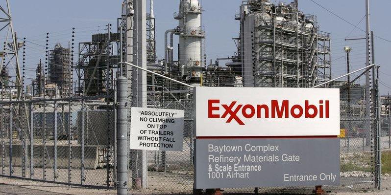 Exxon Mobil Oil Companies