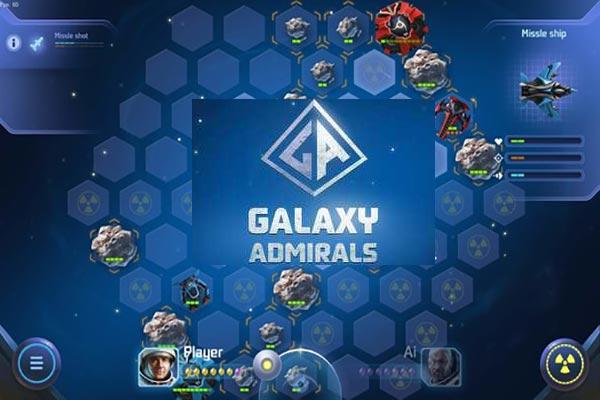 Best Turn-Based Strategy Games Galaxy-Admirals