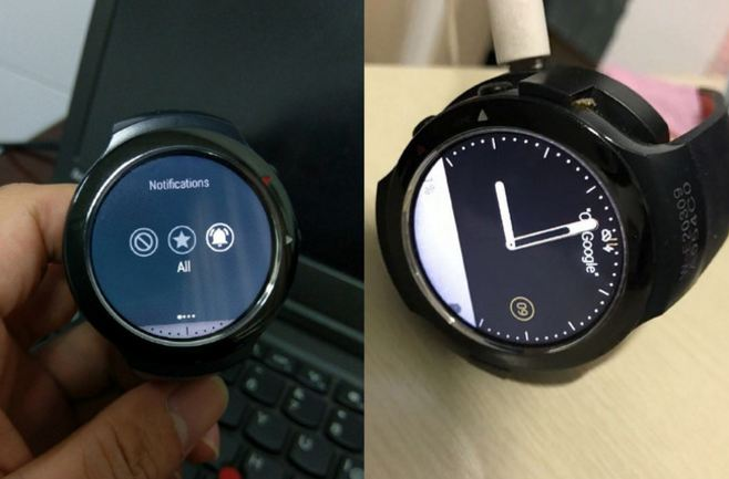 HTC Halfbreak Android Wear