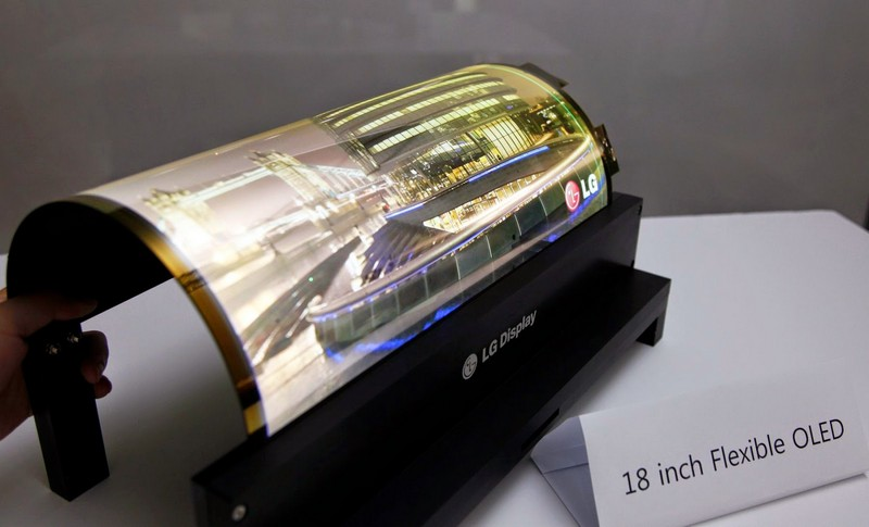 LG Foldable Screen