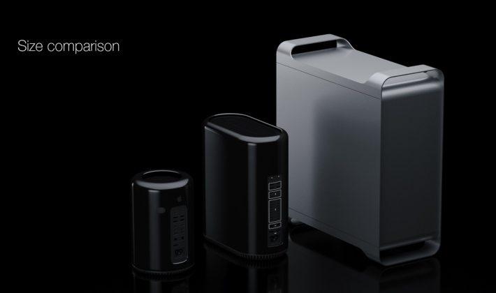 Mac Pro 2 concept
