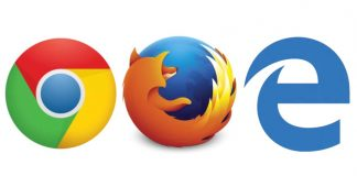 edge vs chrome vs firefox