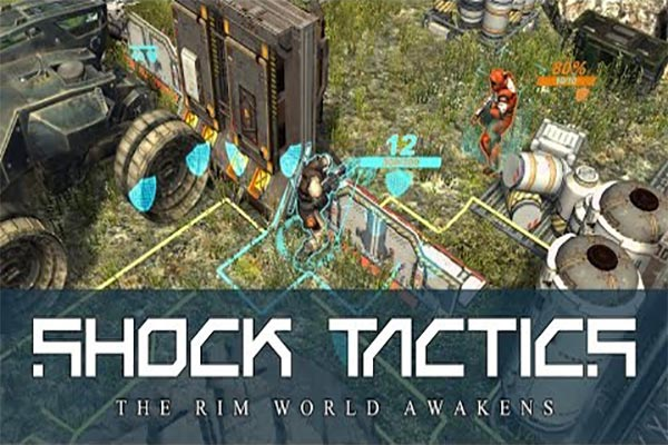 best turn based strategy games Shock-Tactics