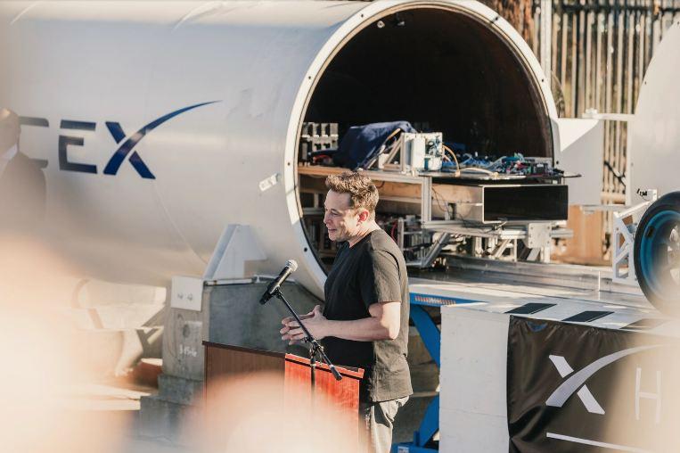 SpaceX Hyperloop contest