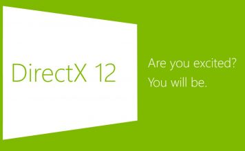 Direct Physics DX12 integration
