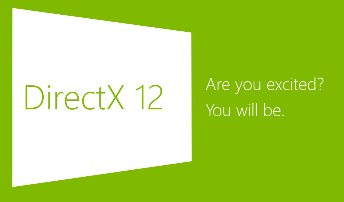 directx 12 download