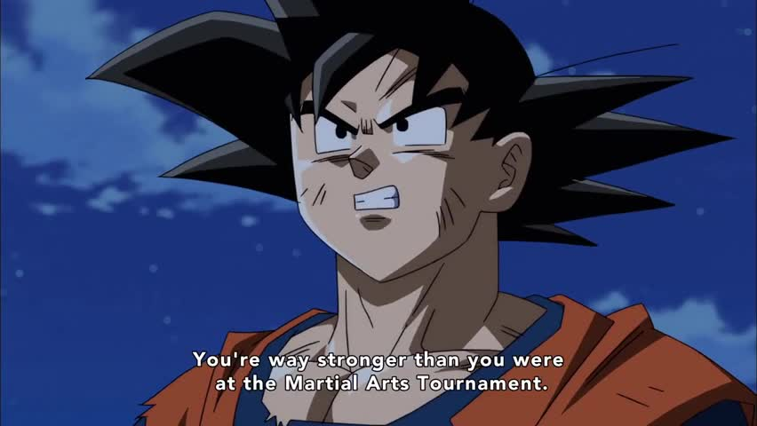 Dragon Ball Super Episode 73