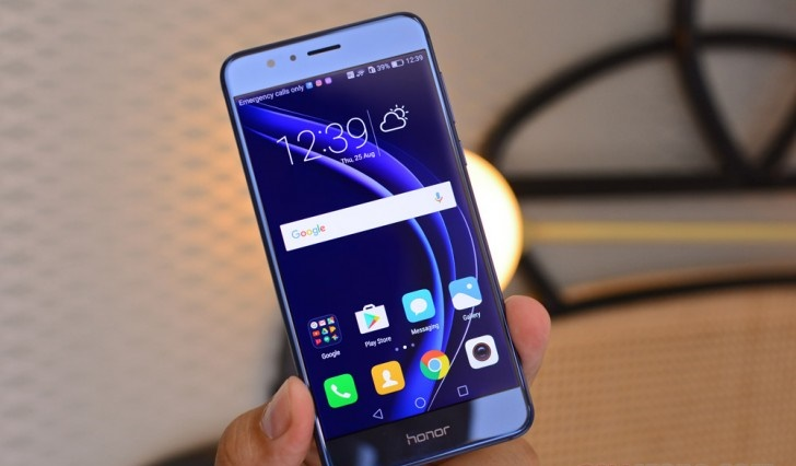 Huawei Honor 8 Gets Android Nougat 7 0 Update - Here's New