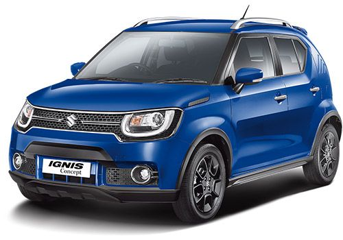 maruti ignis price specs and online booking