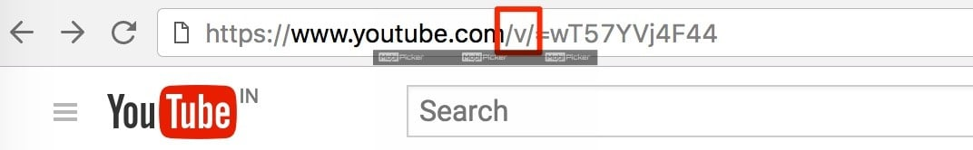 here are the steps to fix this video is not available in your country by replacing youtube url