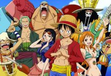 One Piece Chapter 863