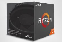 AMD Ryzen 7 1800X outstrips Intel i7-6950K