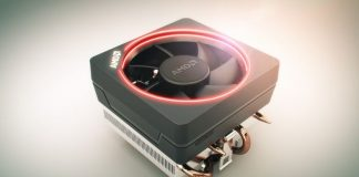 AMD Ryzen Wraith Max coolers