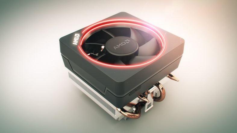 AMD Ryzen Wraith Max coolers