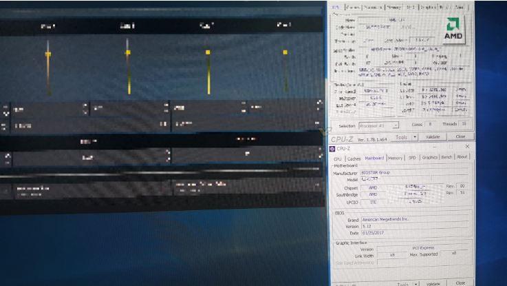 AMD Ryzen overclocking utility