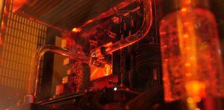 AMD Ryzen 7 1800X overclocking performance