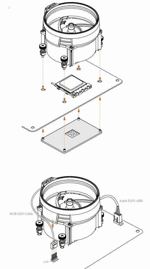 3 new amd ryzen box coolers revealed  here u0026 39 s what you need