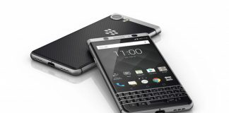 Blackberry KeyOne arriving stores on April 2017