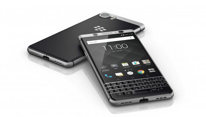 Blackberry KeyOne arriving stores on April 2017