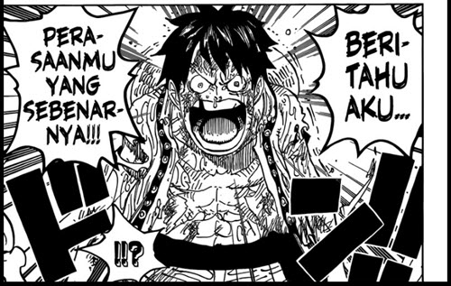One Piece Chapter 856