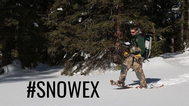 NASA SnowEx