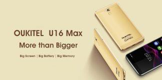 OUKITEL U16 Max specs release date