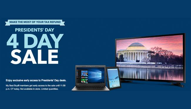 Best Buy President S Day Sale Killer Offers On Iphone 7 Iphone Se Hdtvs And More Mobipicker