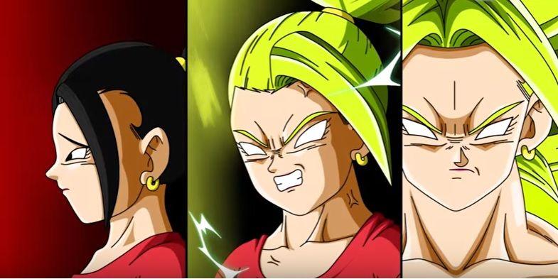 Female Broly Dragon Ball Super Universe Survival Arc Fondos De