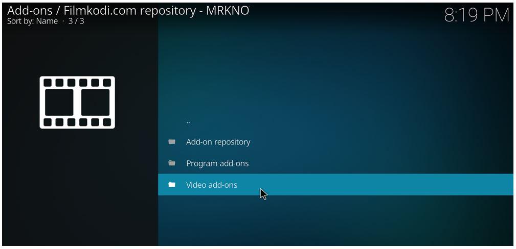how to install Specto on Kodi