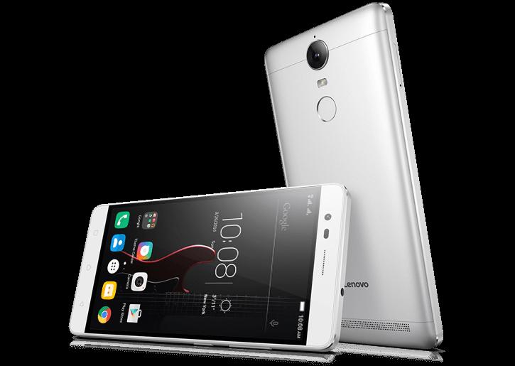 Lenovo Vibe K5 Note 2017 Edition