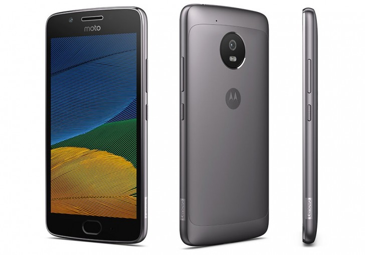 Moto G5 Official Image