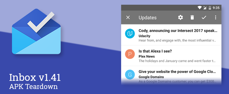 Inbox by Gmail 1.41