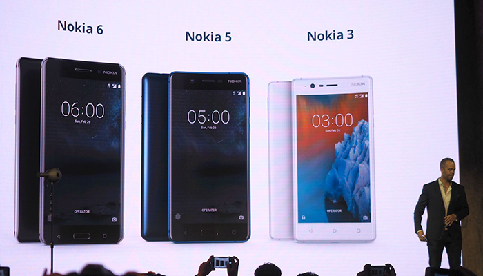 Nokia 3310 and Nokia Android smartphones coming to India in June