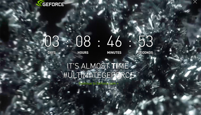 NVIDIA GeForce GTX 1080 Ti releasing before end of March