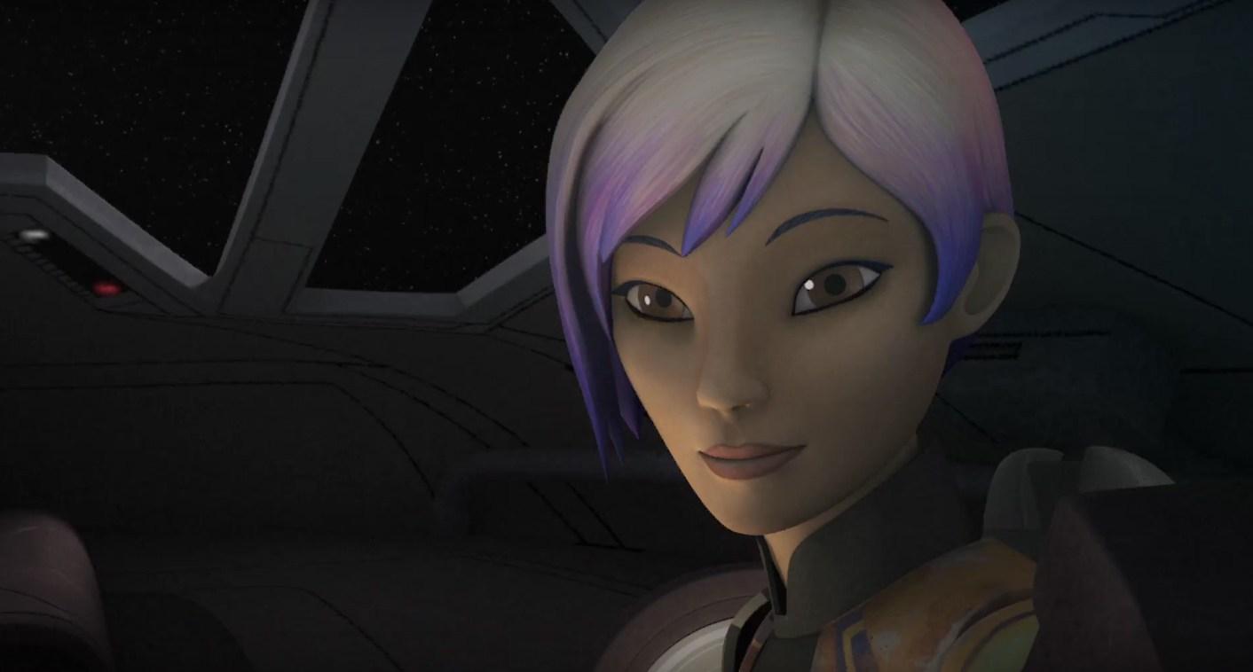 Star Wars Rebels Season 3 Episode 16