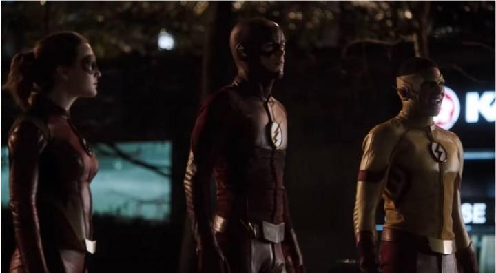 The Flash Season 3 Episode 14