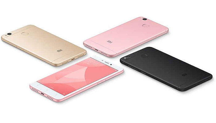 Xiaomi Redmi 4X launched