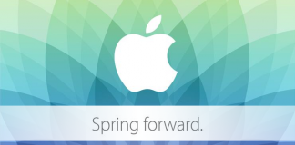 Apple Spring Event