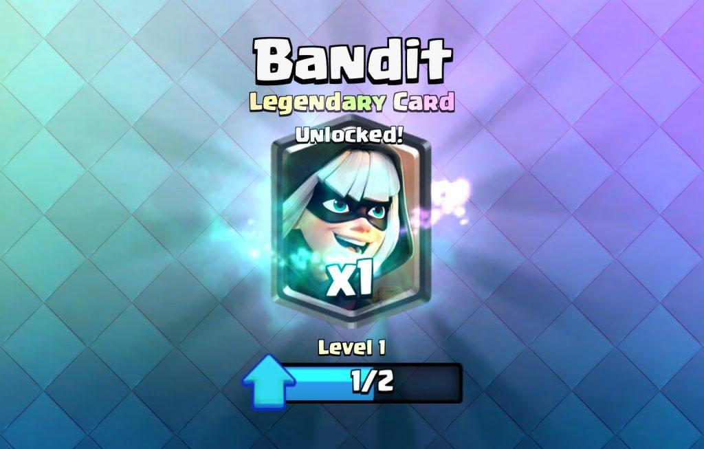 Clash Royale Bandit Challenge