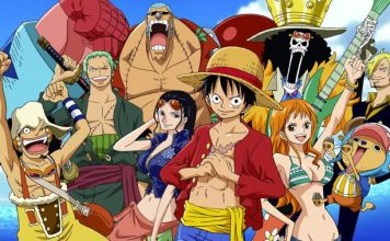 One Piece Chapter 871