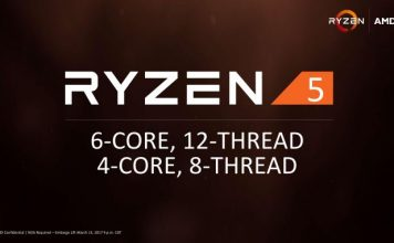 AMD Ryzen 5 series of processors releasing on April 11