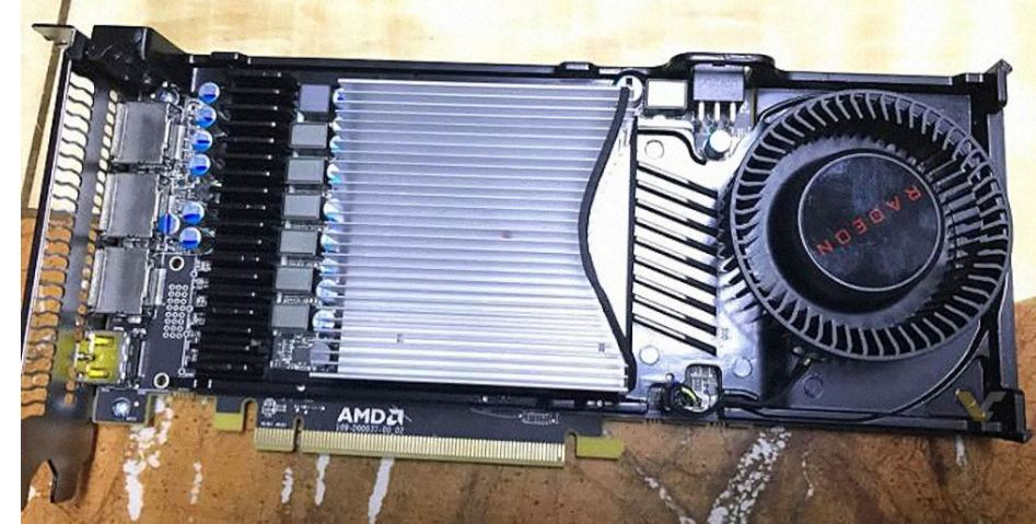 AMD Radeon RX 570 specs