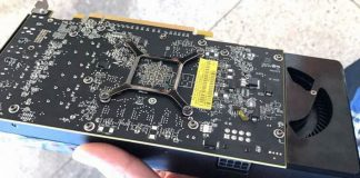 AMD Radeon RX 580 pictured