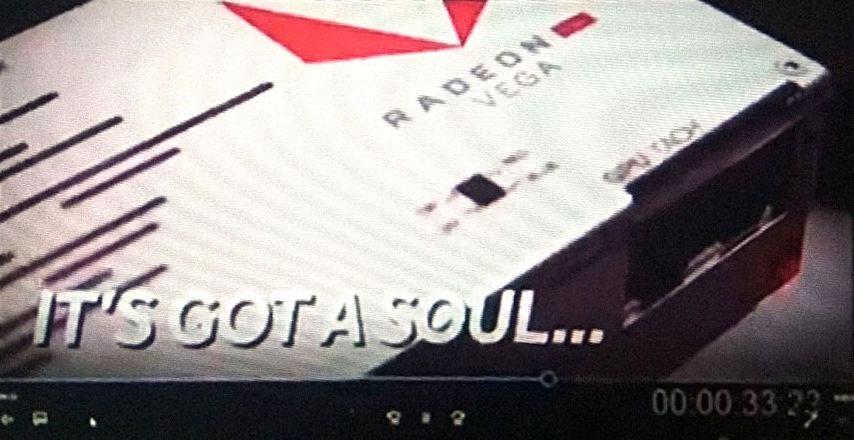 AMD Radeon RX Vega leaked