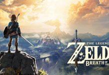 Legend of Zelda: Breath of the Wild( courtesy-Zelda)