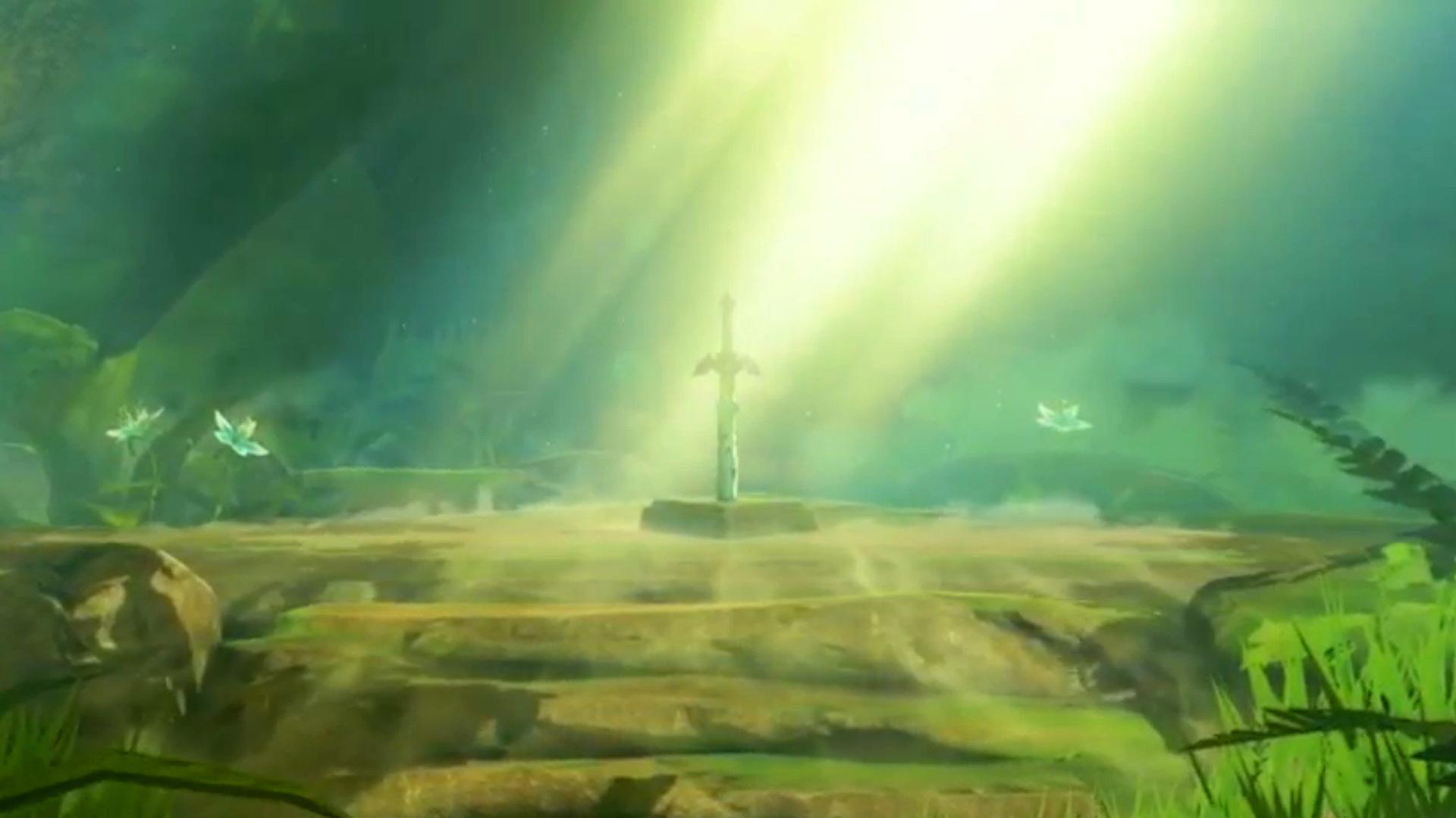 Master Sword (courtesy Nintendowire)